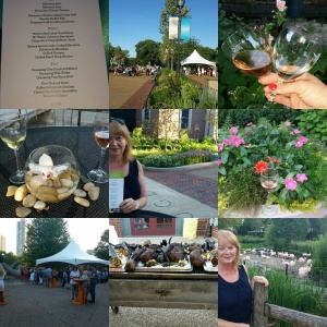Memories from the Wine and Wildflower event